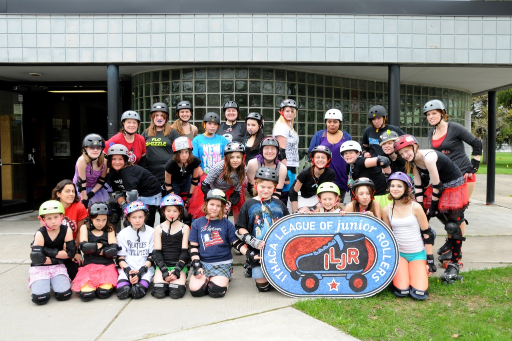 Ithaca League of Junior Rollers