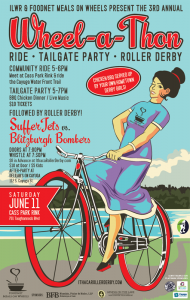 SufferJets Wheelathon June 11