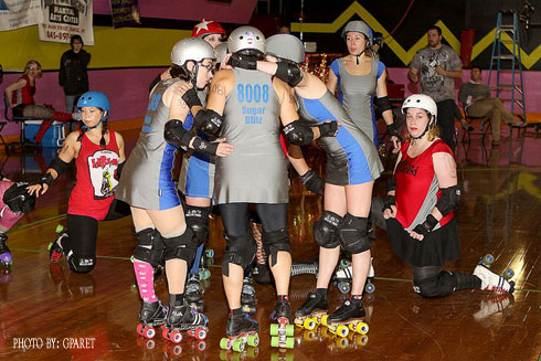 BlueStockings vs Hudson Valley Horrors