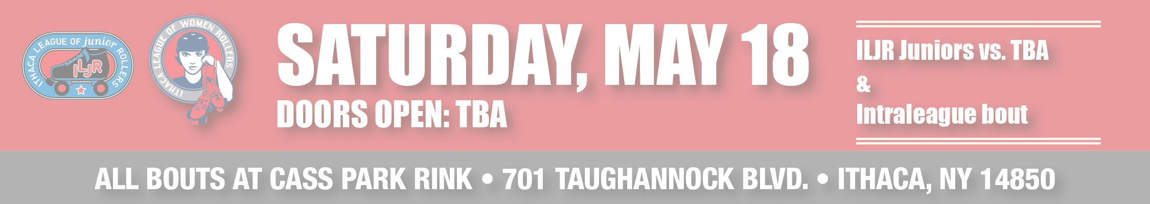 Saturday, May 18
