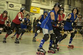 BlueStockings vs. Assault City, 2010