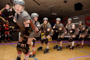 Ithaca League of Women Rollers SufferJets